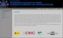 """International Conference """"Reassessing the Roles of Women as 'Makers' of Medieval Art and Architecture"""""""